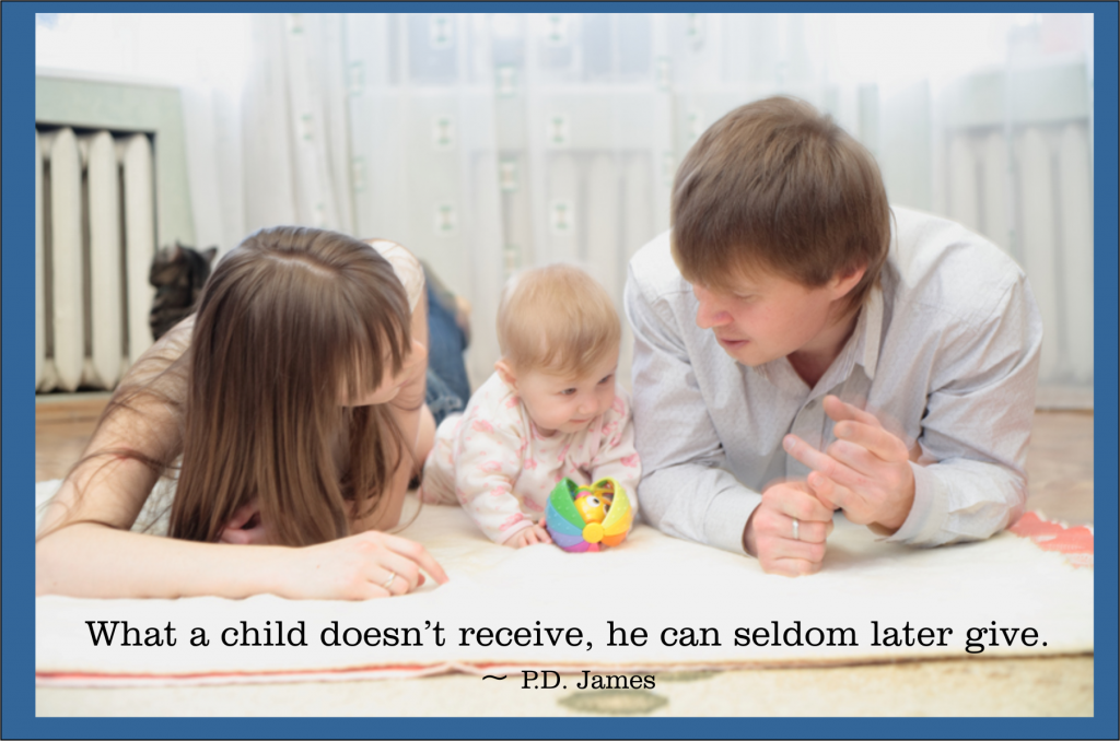 consider the children FIRST during divorce