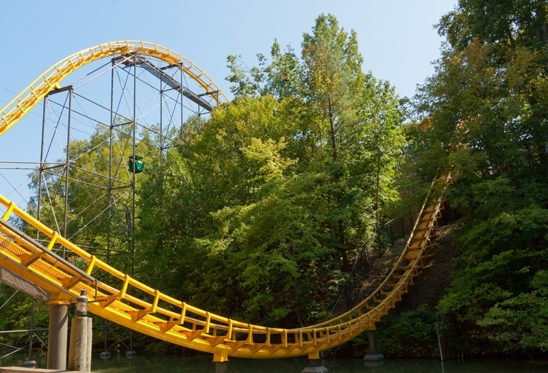 Getting Off A High-Conflict Emotional Roller Coaster