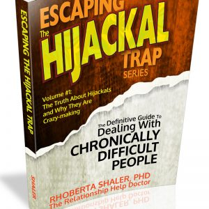 Escaping The Hijackal Trap: ebook to end verbal abuse and emotional abuse
