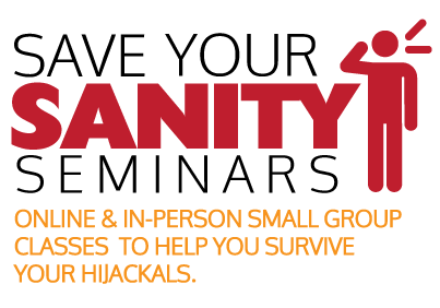Save Your Sanity Seminars, Intensives & Webinars