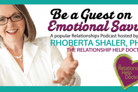 Be A Guest on The Relationship Help Show